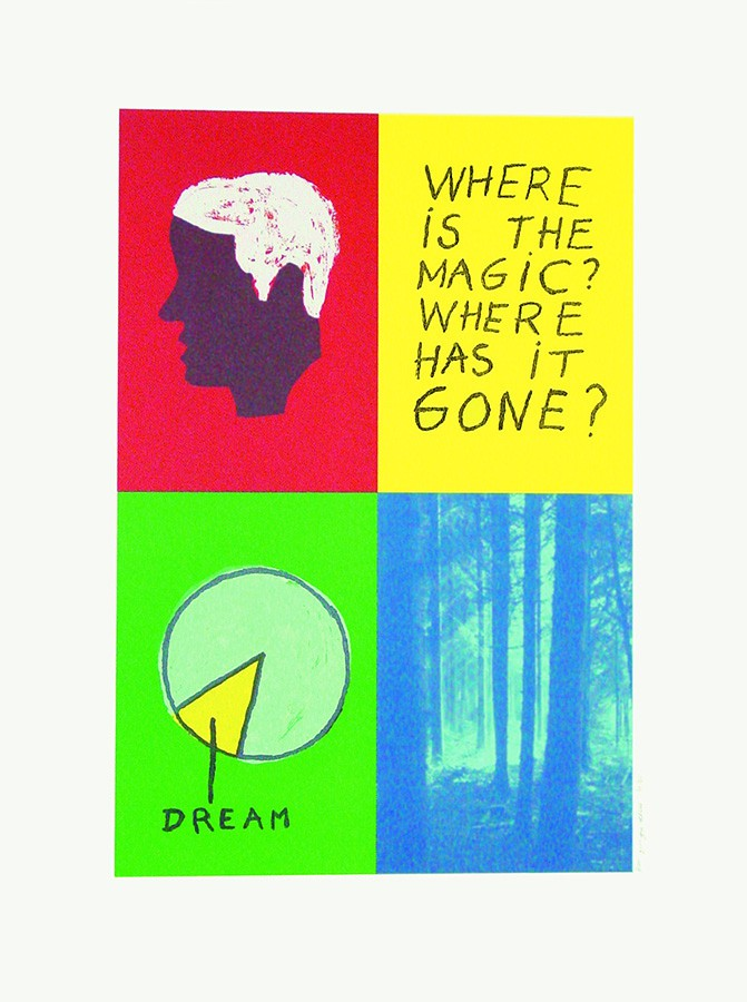 Where is the magic ?